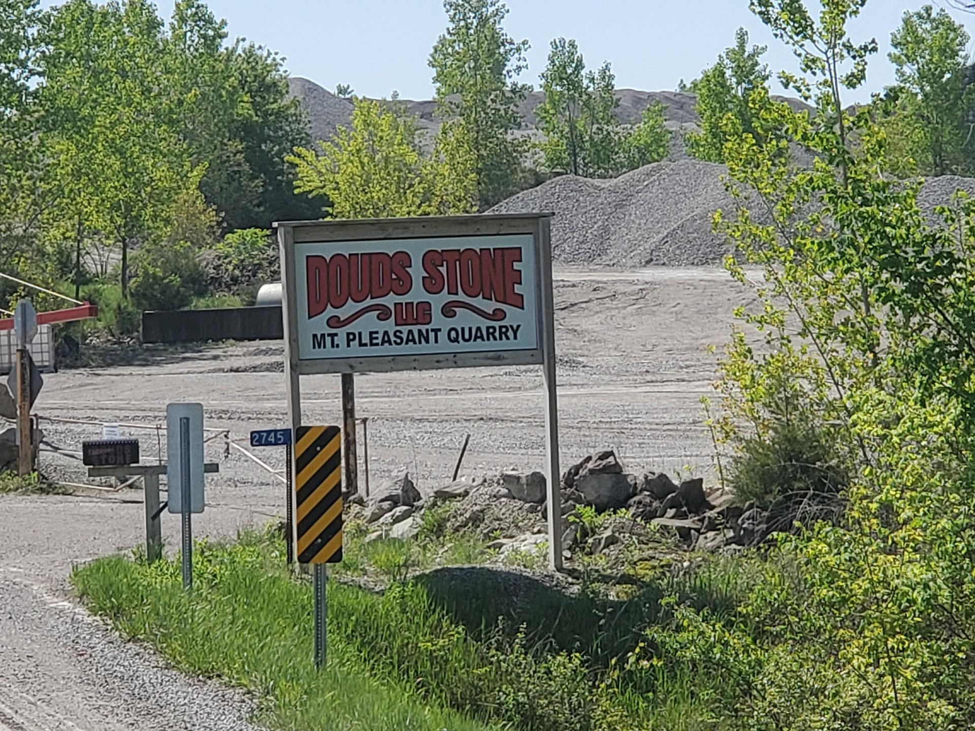 Mount Pleasant Quarry